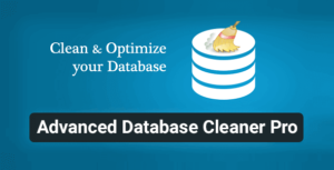 Advanced DB Cleaner PRO Nulled v.3.1.0