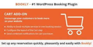 Bookly Cart Nulled v.2.0