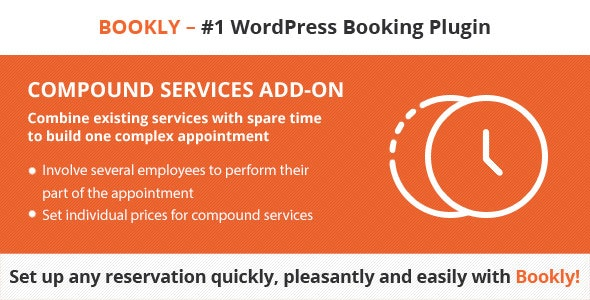 Bookly Compound Services (Add on)