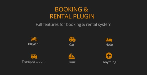 BRW Booking Rental Plugin WooCommerce Nulled v.1.2.1