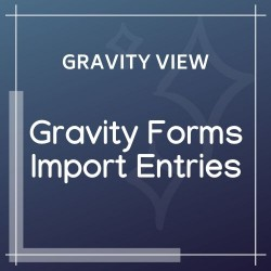 GravityView v2.2.6 Nulled (Gravity Forms Import Entries)
