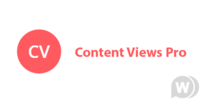 Content Views Pro Nulled v.5.8.6.1