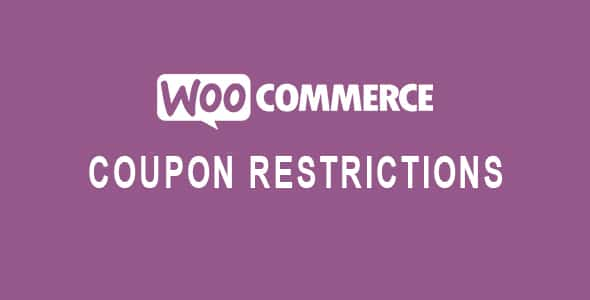 Coupon Restrictions