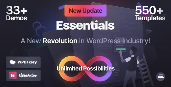 Essentials Nulled v.2.0.4