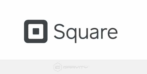 Gravity Forms – Square Add On