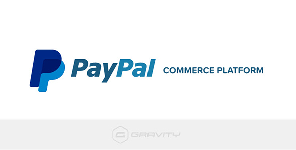 Gravity Forms PayPal Commerce Platform Add On