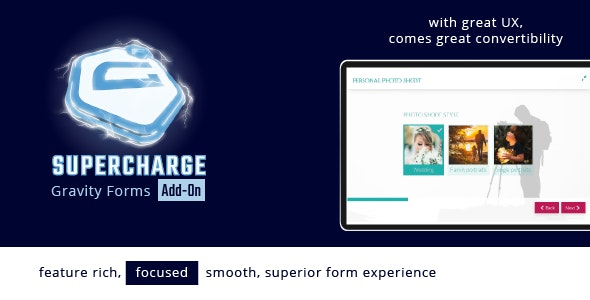 Gravity Forms Supercharge Add-On Nulled v.1.2.3