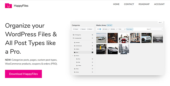Happy Files Pro Nulled v.1.5.1
