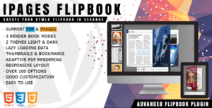 iPages Flipbook Pro Nulled v.1.4.2