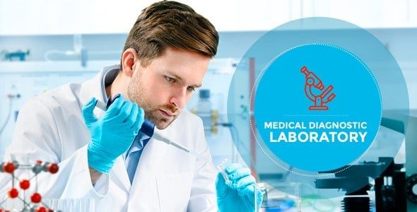 Laboratory Research &Medical Diagnostic WP Theme