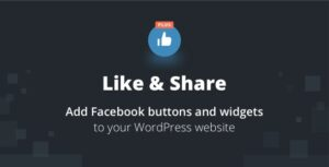 Like & Share Plus Nulled v.2.6.8