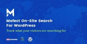 Mofect On-Site Search For WordPress Nulled v.1.0.1
