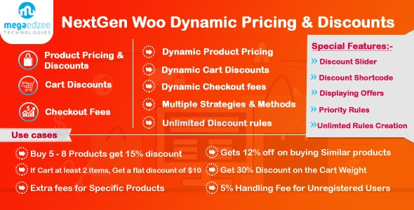 NextGen WooCommerce Dynamic Pricing and Discounts