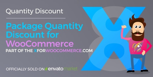 Package Quantity Discount for WooCommerce Nulled v.1.0.0