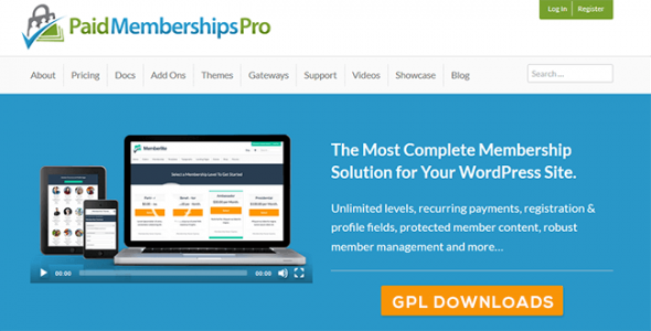 Paid Memberships Pro Affiliates Add On Nulled v.0.4.1