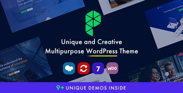 Prelude Creative Multipurpose WordPress Theme