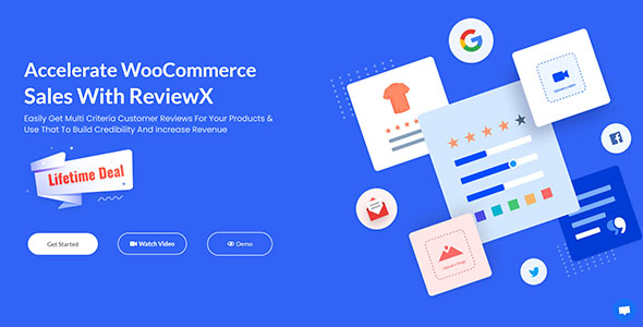 ReviewX Pro Nulled v.1.2.1