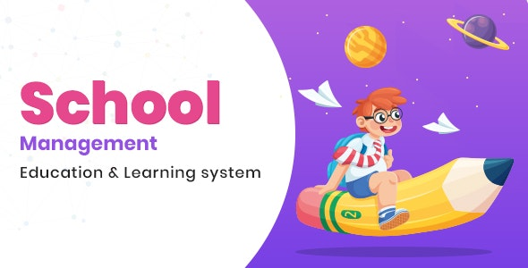 School Management Education & Learning Management system for WordPress