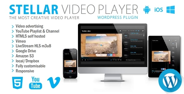 Stellar Video Player