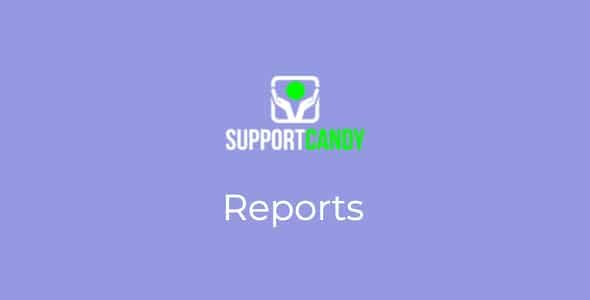 SupportCandy – Reports