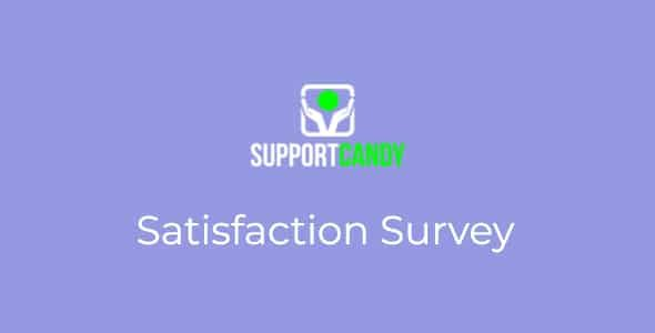 SupportCandy Satisfaction Survey Nulled v.2.1.0