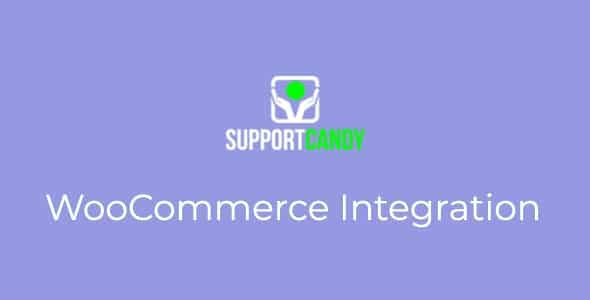 SupportCandy Woocommerce Add-On Nulled v.2.1.1