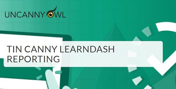 Tin Canny LearnDash Reporting Nulled v.3.5.2