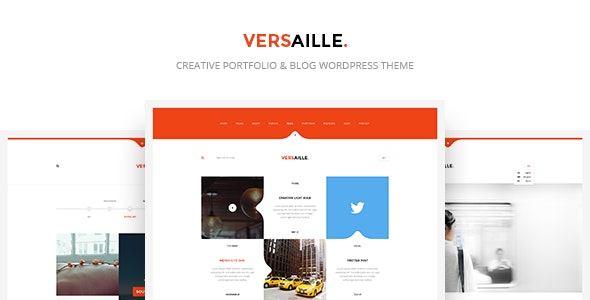 Versaille Nulled v1.4.1 Personal Blog WordPress Theme