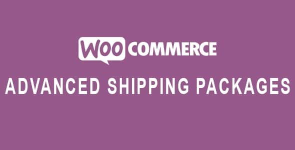 woocommerce Advanced Shipping Packages