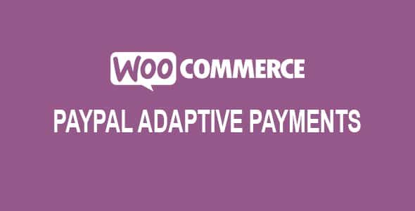 woocommerce Paypal Adaptive Payments