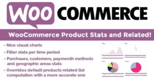 WooCommerce Product Stats and Related! Nulled v.3.0