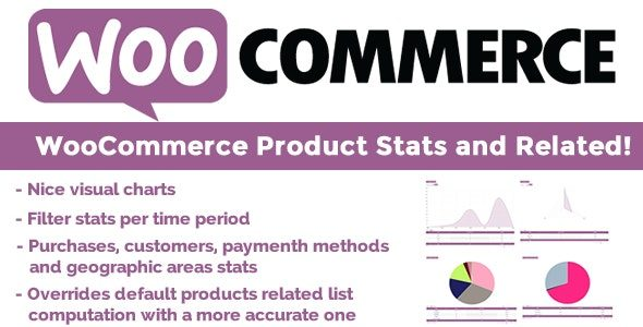 WooCommerce Product Stats and Related! Nulled v.3.2