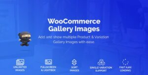 WooCommerce Product & Variation Gallery Images Nulled v.1.0.8