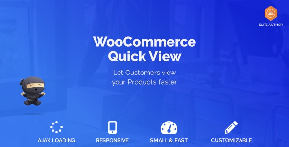 XT WooCommerce Quick View Pro Nulled v.1.8.7