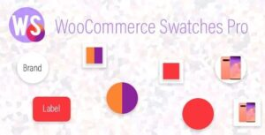 WooCommerce Swatches Pro Plugin Nulled v.1.0