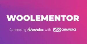 Woolementor Pro + Free Version (Activated) Nulled v.1.6.2 + 1.54