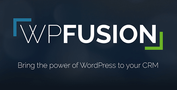 WP Fusion (Personal Plan) Nulled v.3.37.24