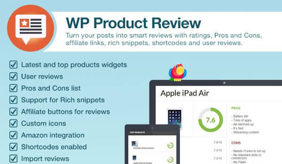 ReviewX v1.2.4 Nulled (Pro WordPress Plugins)