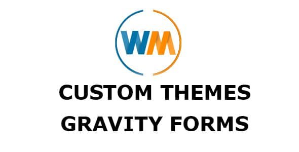 WPMonks Custom Themes For Gravity Forms Nulled v.2.1