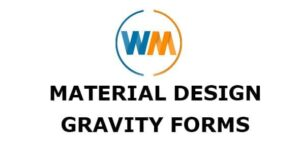 WPMonks Material Design For Gravity Forms Nulled v.3.6.5