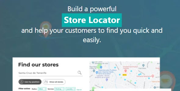 YITH Store Locator for WordPress Nulled v.1.0.4