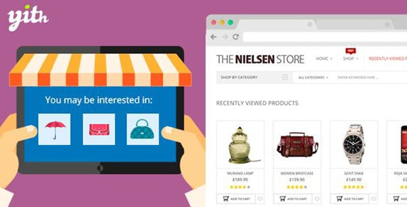 YITH Woocommerce Recently Viewed Products Nulled v.2.0.5