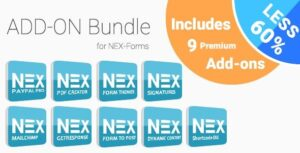 Add-on Bundle for NEX-Forms Nulled v.Various Files