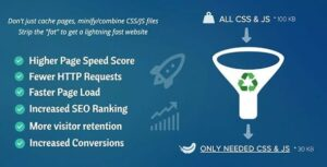 Asset CleanUp Page Speed Booster PRO Nulled v.1.1.8.5