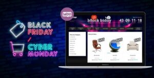 Black Friday / Cyber Monday Mode Plugin for WooCommerce Nulled v.1.8