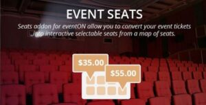 EventOn Event Seats Add-on Nulled v.1.0.9