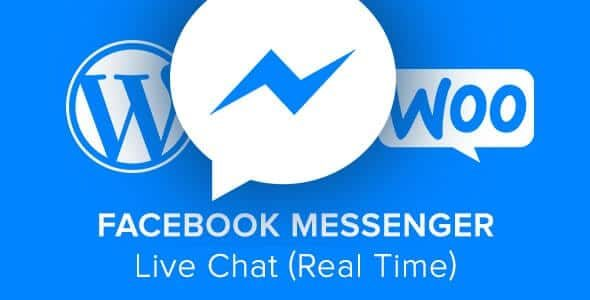 Facebook Messenger Live Chat Real Time