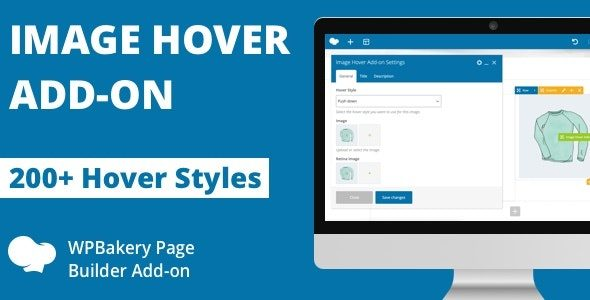 Image Hover Add on for WPBakery Page Builder
