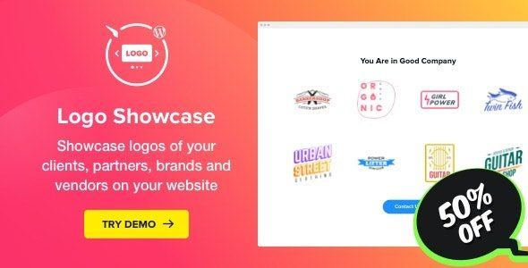 Logo Showcase WordPress Logo Plugin