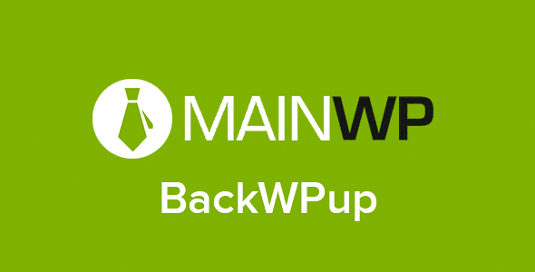 MainWP BackWPup Extension v4.0.2.1 Nulled
